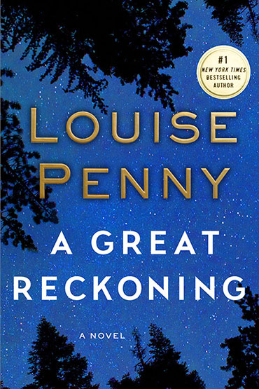 A Great Reckoning, by Louise Penny - cover art to be revealed