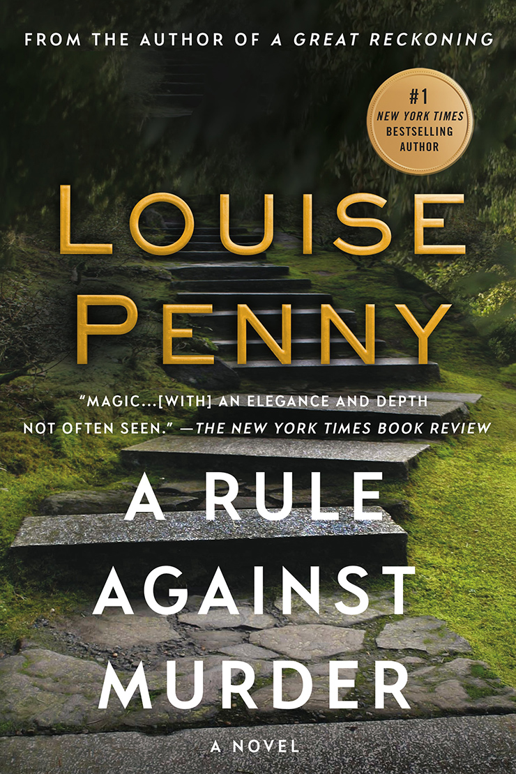 A Rule Against Murder, by Louise Penny