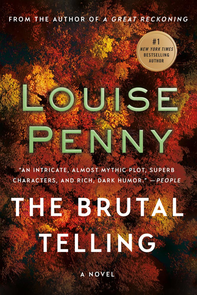 The Brutal Telling, by Louise Penny